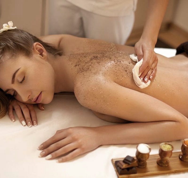 procedure aromasoul clearning body massage Единение души и тела AROMASOUL™