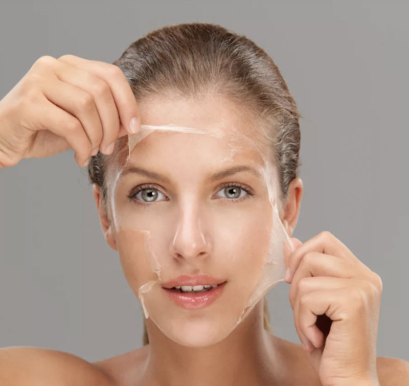 procedure spa cleansing exfoliating face Cleansing & Exfoliating