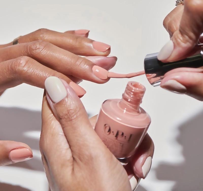 procedure spa gel polish manicure Маникюр и педикюр в СПА класса LUX