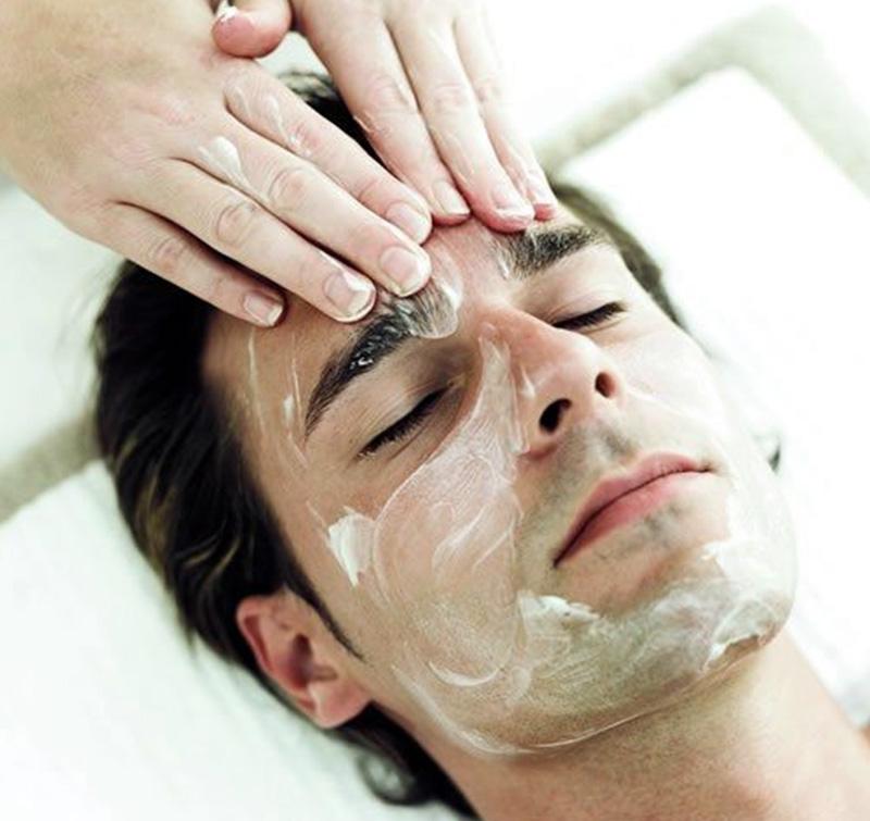 procedure uvlashnenie lica hydramemory man Глубокое увлажнение Hydramemory™ для мужчин